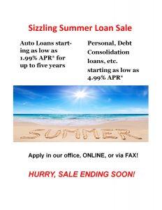 Loan Sale 2021